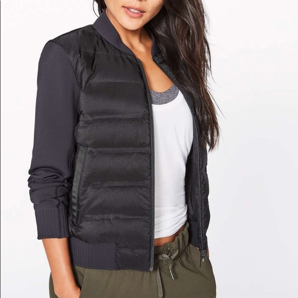 bba7d7d29 Down & Around Bomber Reversible